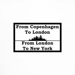 From Copenhagen To London - Trucker Cap
