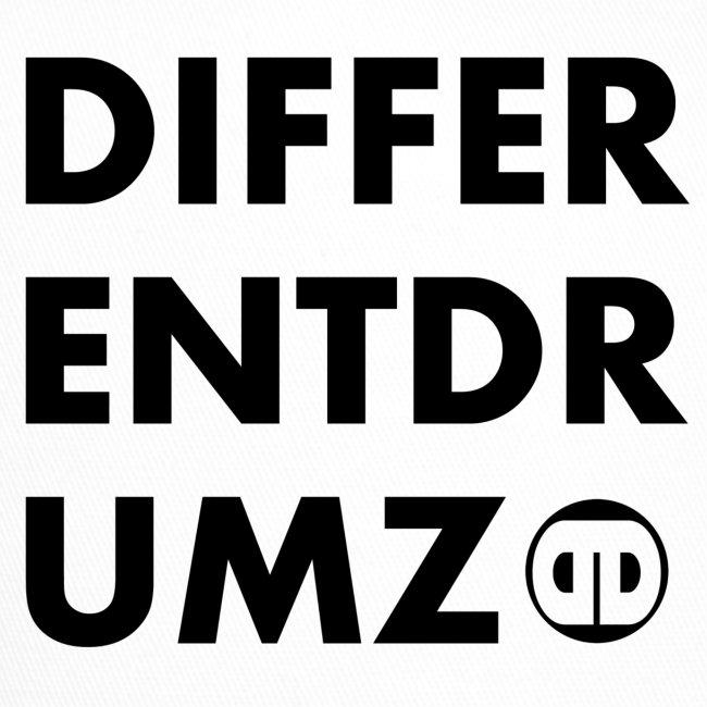 ddz words n logo black