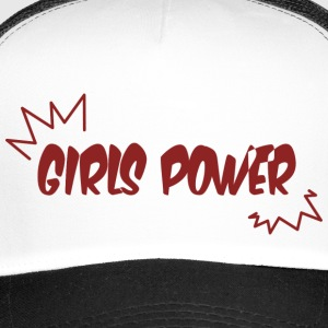 Girls Power - Trucker Cap