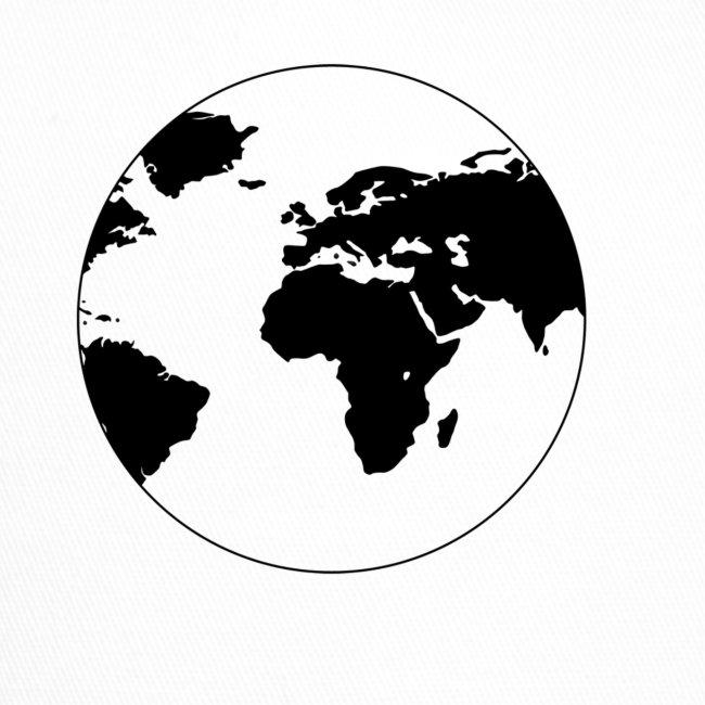 Cooles Design Erde
