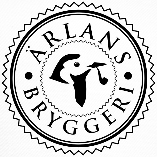 Ärlans Bryggeri vector black print - Trucker Cap