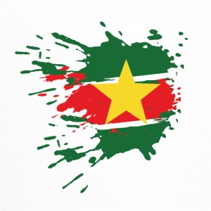 Suriname flag - Trucker Cap