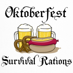Oktoberfest Survival Rations - Trucker Cap