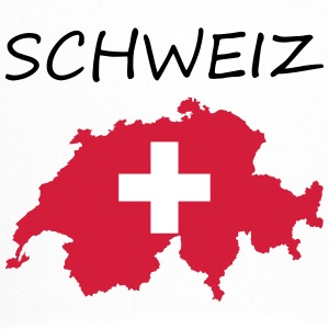 Switzerland - Trucker Cap