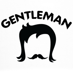 GENTLEMAN 7 black - Trucker Cap