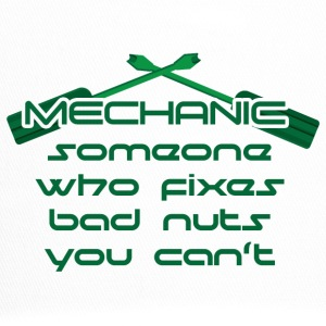 Mechaniker: Mechanic - Someone Who Fixes Bad Nuts - Trucker Cap
