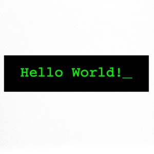 Hello World! - Trucker Cap