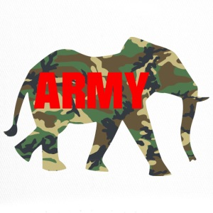 ARMY ELEPHANT - Trucker Cap
