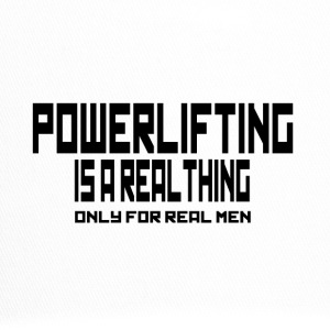REAL THING powerlifting - Trucker Cap
