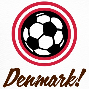 Denmark Football Emblem - Trucker Cap