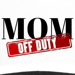 Muttertag: Mom Off Duty - Trucker Cap
