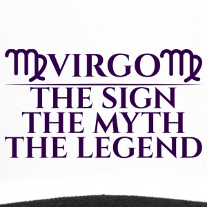 Sign of the Zodiac Virgo - Trucker Cap