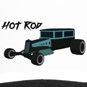 Hot Rod Lover v2 - Trucker Cap