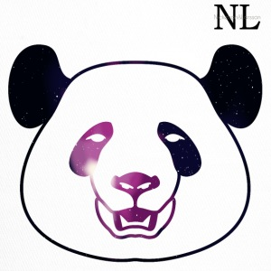 nl space panda - Trucker Cap