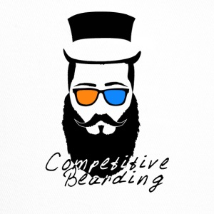 Competitive Bearding - Trucker Cap