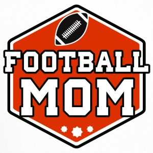 Football Mom - Trucker Cap