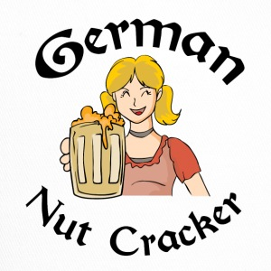 Germany German Nut Cracket Woman - Trucker Cap