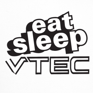 Eat Sleep VTec Design - Trucker Cap