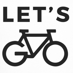 LET'S GO BIKE - Trucker Cap