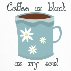 Coffee as Black As My Soul - Trucker Cap