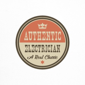 AUTHENTIC ELECTRICIAN - ELECTRICIAN - Trucker Cap
