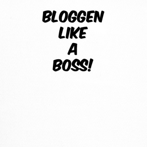 Bloggen like a Boss! - Trucker Cap