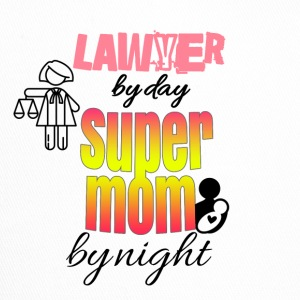 Lawyer by day super mom by night - Trucker Cap