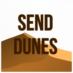 Send Dunes - Trucker Cap