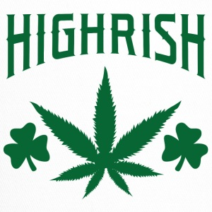 Journée de l'Irlande / Saint-Patrick: Highrish - Trucker Cap