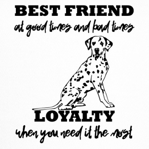 Dog / Dalmatian: Best Friend At Good Times And - Trucker Cap