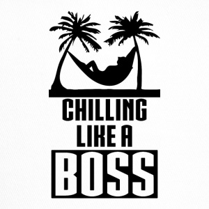 Chilling like a BOSS - Trucker Cap