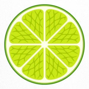Limette, Lime, lemon, food, vegan, summer, party - Trucker Cap
