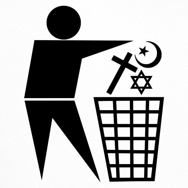 Religie do kosza