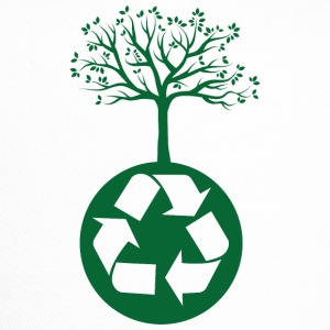 Earth Day / Earth Day: Recycling heals the Worl - Trucker Cap