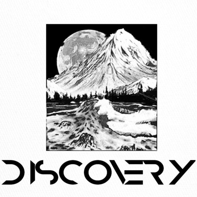 Discovery Logo Femme