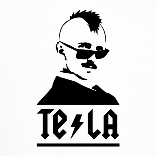 NIKOLA TESLA | PUNK VERSION - Trucker Cap