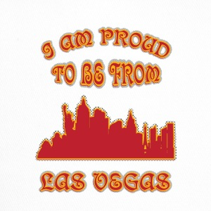 Las vegas I am proud to be from - Trucker Cap