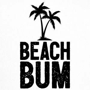 Beach Bum Design Cool Summer - Trucker Cap