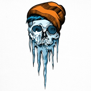 Snow Skull - Trucker Cap