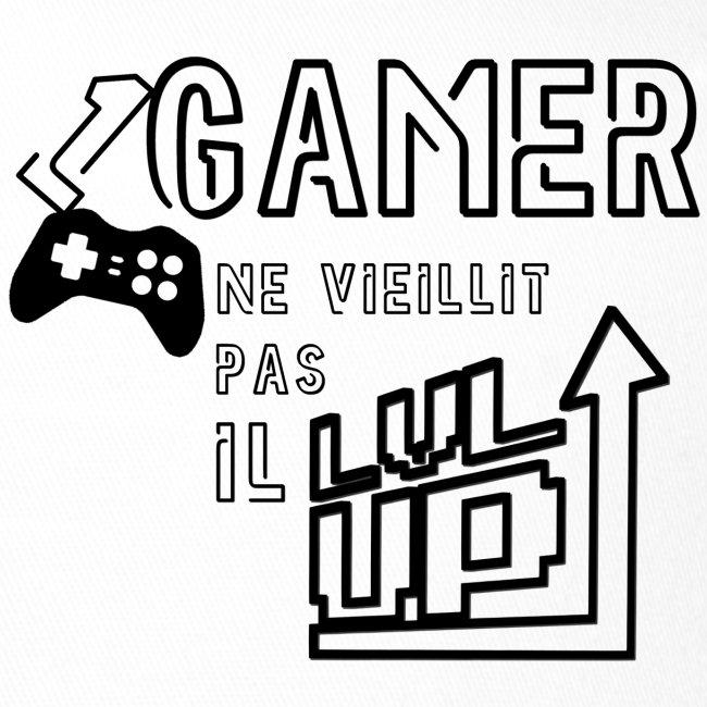 Gameur Manette Black