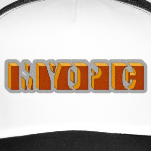 MYOPIC (h) - Trucker Cap