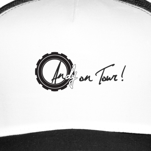 Andy on Tour - Trucker Cap