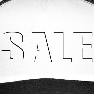 Sale 3D - Trucker Cap