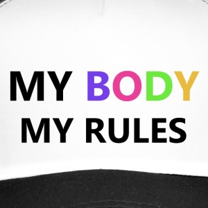 My Body - Trucker Cap