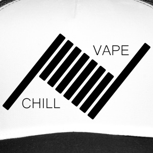 Vape og Chill - Trucker Cap