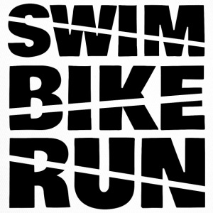 Swim Bike Run - Trucker Cap