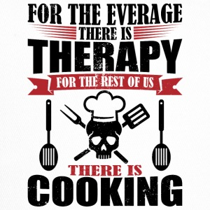 Awesome cooking therapy - Trucker Cap