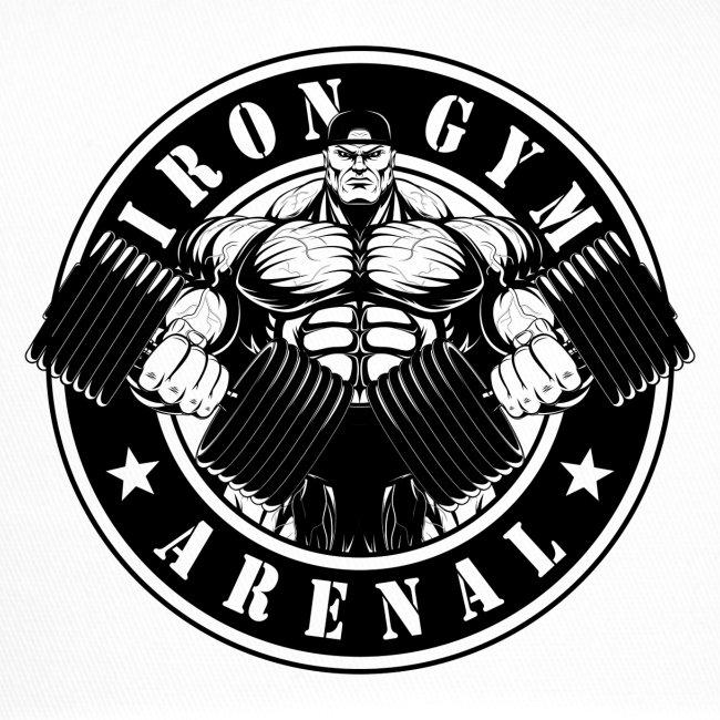 Logo Black 'The Full-Cutted-Stencil-Version'
