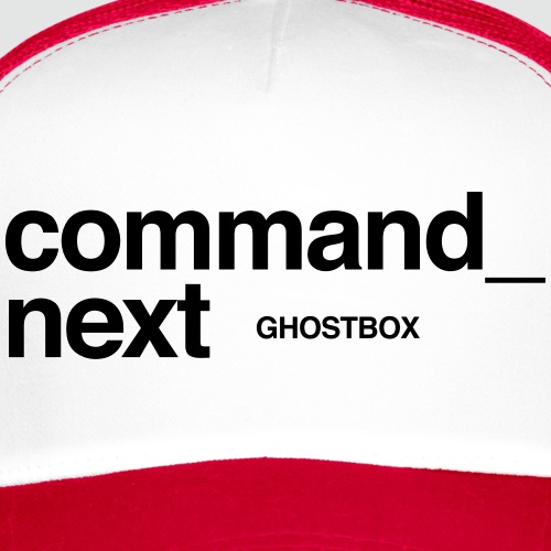 Command next – Ghostbox Staffel 2 - Trucker Cap