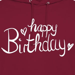 HAPPY BIRTHDAY - Unisex Hoodie